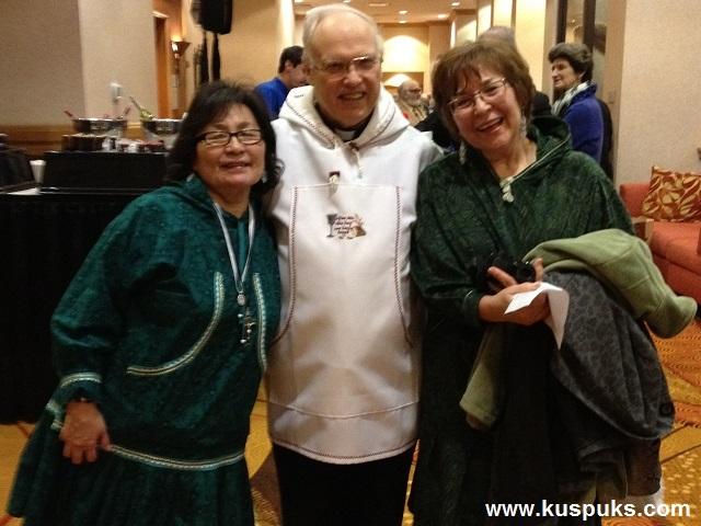 St. Francis Awards Kuspuk